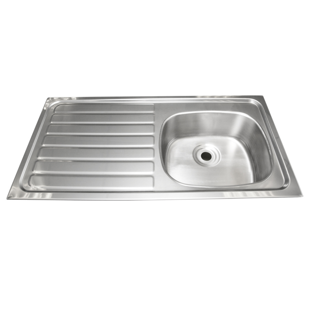 Inset sink
