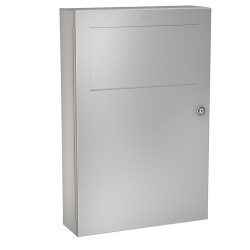 RODAN waste bin for wall mounting