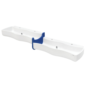Classroom sink - Washino trough sink, 2 places step