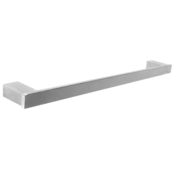 VENUS Single towel rail for wall mounting