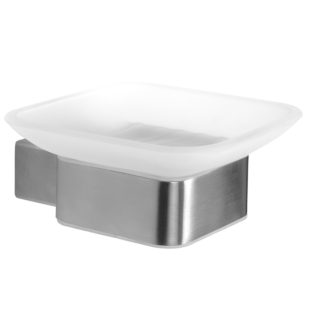 VENUS Soap dish for wall mounting