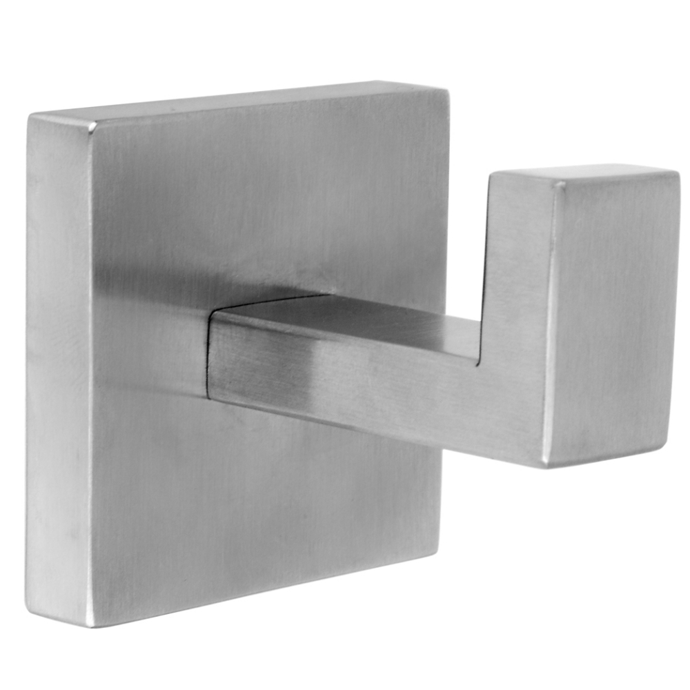 CUBUS Single robe hook for wall mounting
