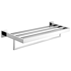 CUBUS double towel rack