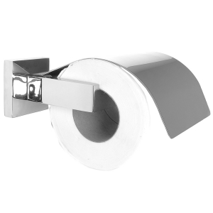 CUBUS Toilet roll holder for wall mounting