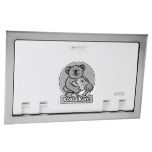 Baby Changing, recessed