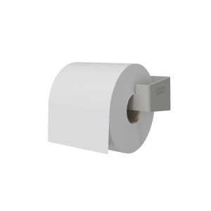 Single WC roll holder