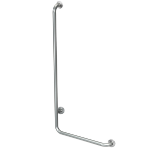 CONTINA 90° angled grab rail, right-hand version