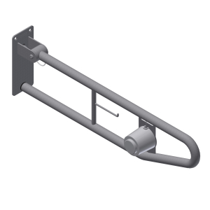 CONTINA hinged grab rail