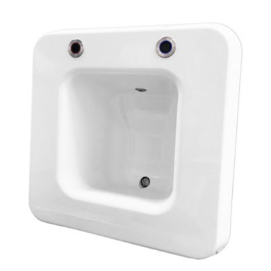 SAFE ENSUITE IN WALL BASIN
