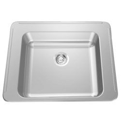 ALBLRS7006P-1 Back, left & right faucet ledges