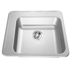 ALBLS6406P-1 Back & left faucet ledges