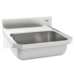 WHB1617/316-3 Wall hung wash basin T316