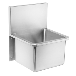 WSS6713 Wall Hung Wash Basins, 14 gauge