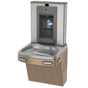 Drinking fountains - Universal unchilled combination, manual