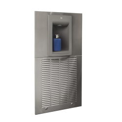 KEMWSBF-STN Recessed bottle filler, manual