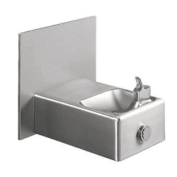 KEM140PM-STN Modular low mount unchilled fountain