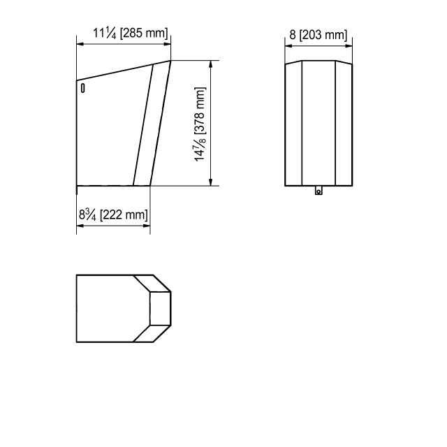 WHB2221-RS Optional shroud for Designer model