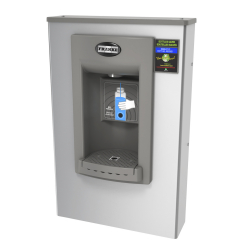 KEPWSMEBF-STN Sensor activated bottle filler with LCD Display