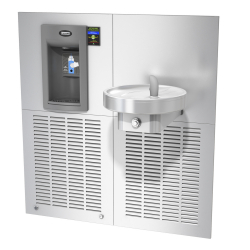 Drinking fountains - Chilled combination, electronic