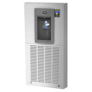 Drinking fountains - Bottle filler with frame, electronic