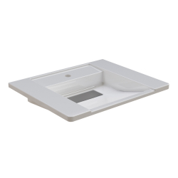 EXOS. single washbasin