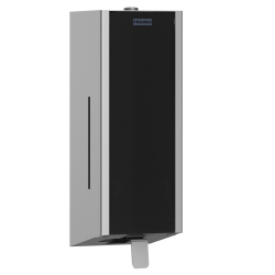 EXOS. soap dispenser for wall mounting