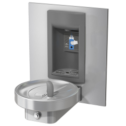 Drinking fountains - Modular unchilled combination, manual