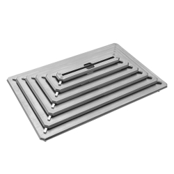 WHB5222-PW Pyramid drain cover