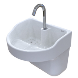 AHWSS1720W-G Nightingale Sink and Faucet