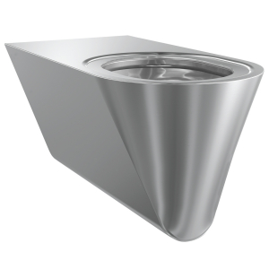 Vaso WC sospeso per disabili HEAVY-DUTY