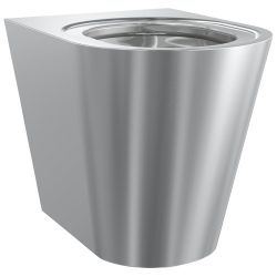 Vaso wc a pavimento HEAVY-DUTY