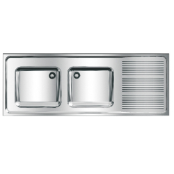 Lavabo professionale SET