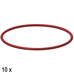 O-ring, rouge