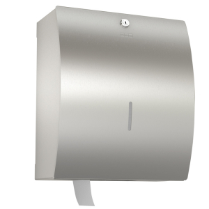 STRATOS Jumbo roll holder for wall mounting