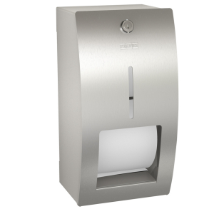 STRATOS Toilet roll holder for wall mounting