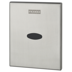 FLUSH-S electronic urinal flush valve for in-wall installation