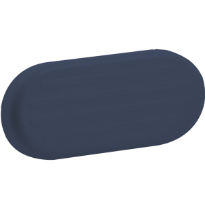 GRABEX blue water resistant cushion