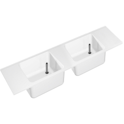 VARIUSmed double washbasin