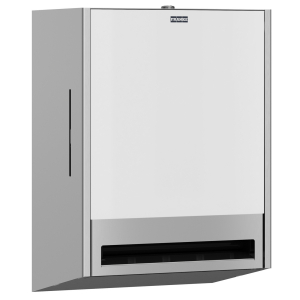 EXOS. paper towel dispenser for wall mounting