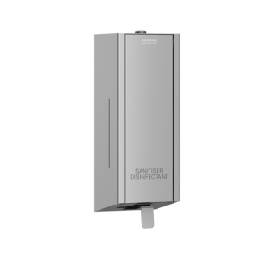 EXOS. disinfectant dispenser for wall mounting