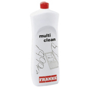 Multiclean stainless steel cleaning agent