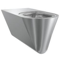 HEAVY-DUTY Wall hung WC pan