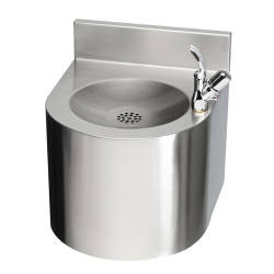 ANIMA wall-mounted drinking fountain