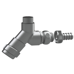 Device-connecting valve