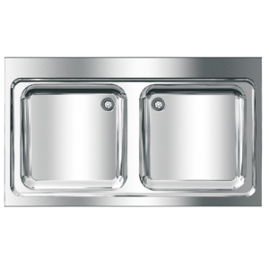 MAXIMA SET commercial sink