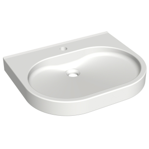 VARIUScare single washbasin, barrier-free