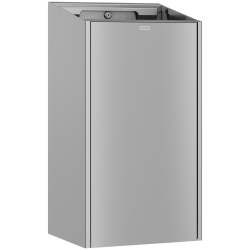 EXOS. waste bin for wall mounting