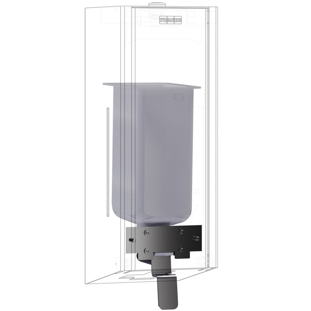 EXOS. conversion kit for liquid soap dispenser