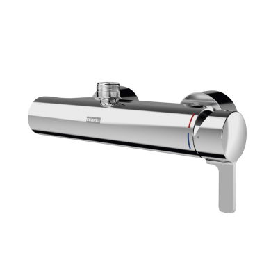 F5L-Mix single-lever wall-mounted mixer