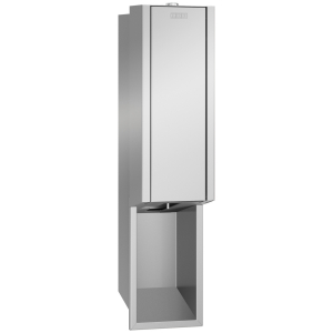 EXOS. electronic soap dispenser for recessed mounting